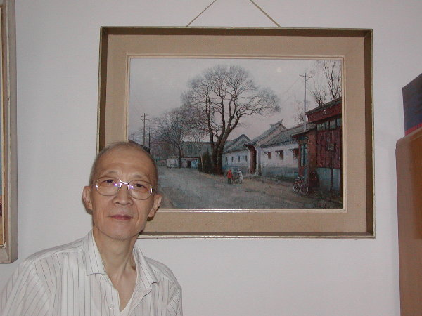 Wei at home