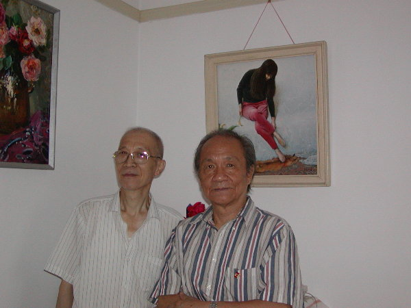 Prof Wei and Wu